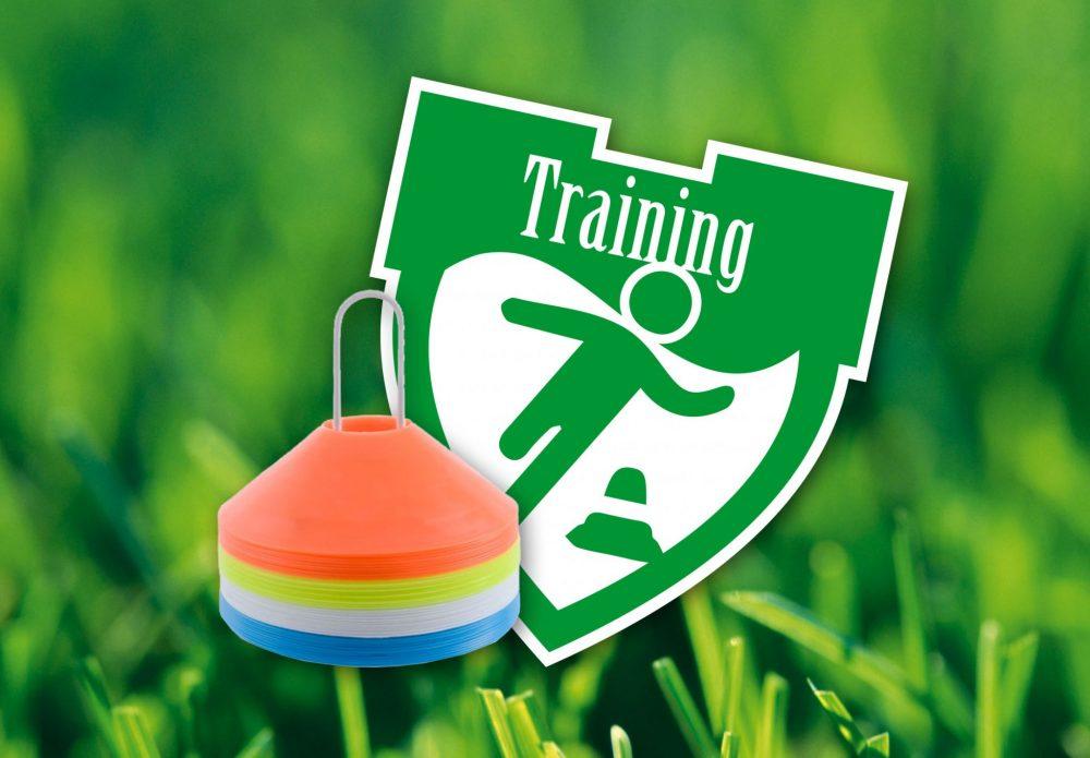 Vanaf 28 april weer nagenoeg regulier trainingsschema