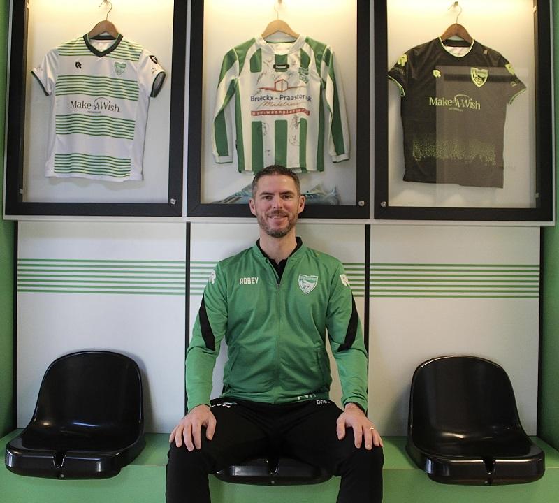 Patrick van Hout verlengt contract bij SV Brandevoort